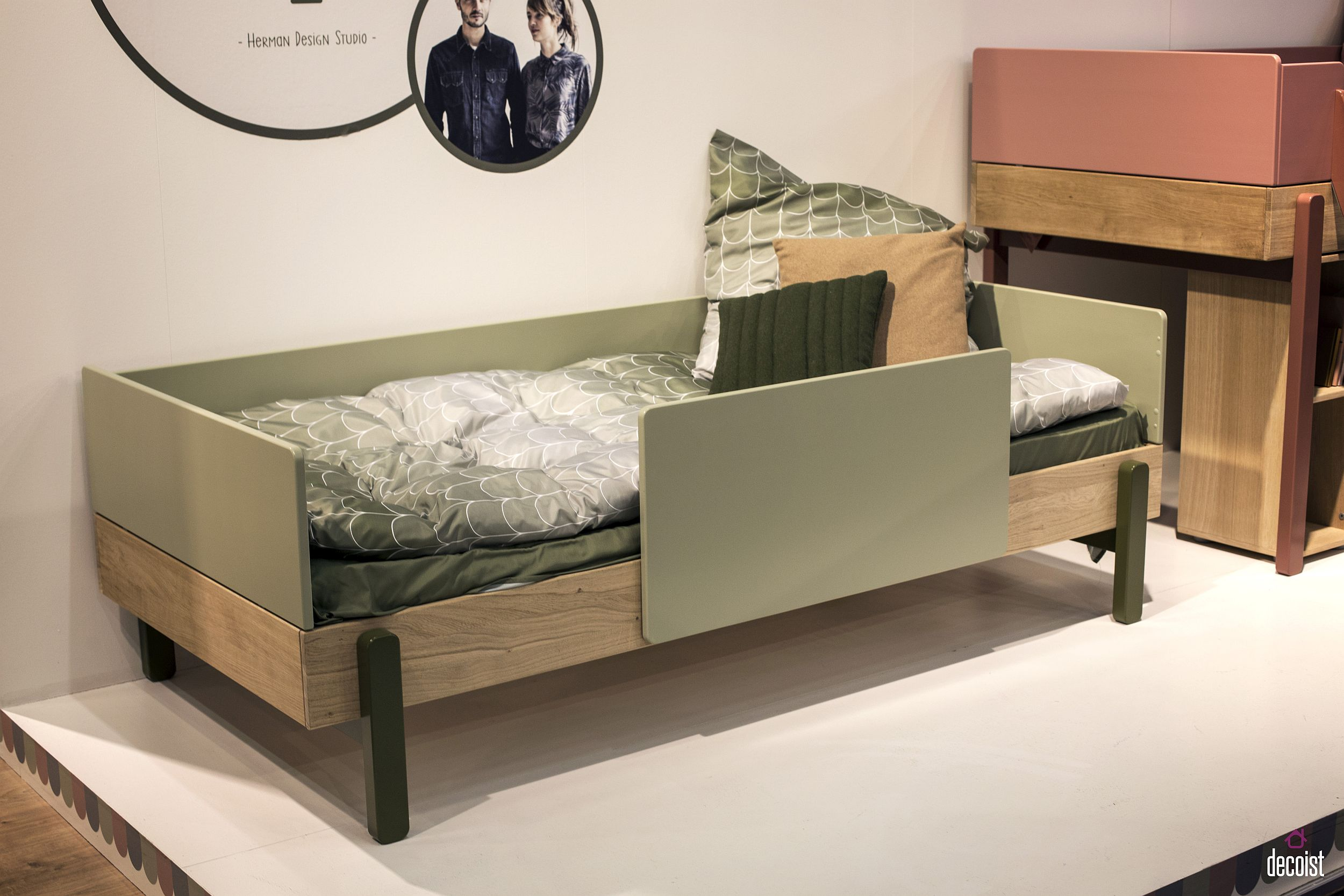 Flexa Popsicle Collection of kids' furniture and bedroom decor