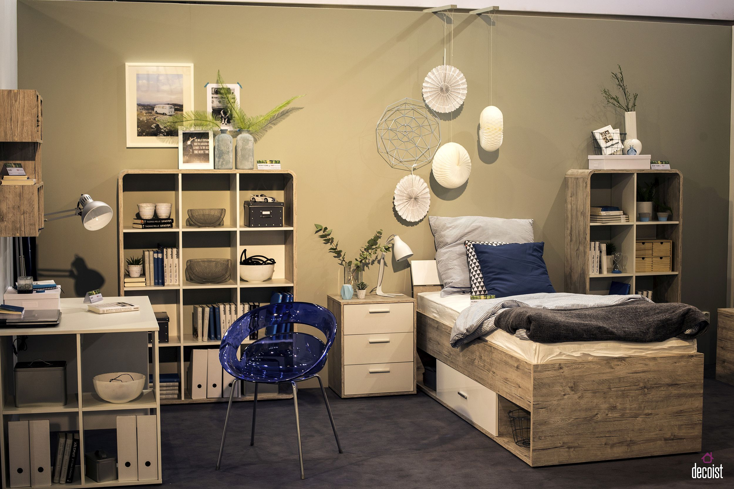 Functional and trendy kids' bedroom decor from FWD Furniture