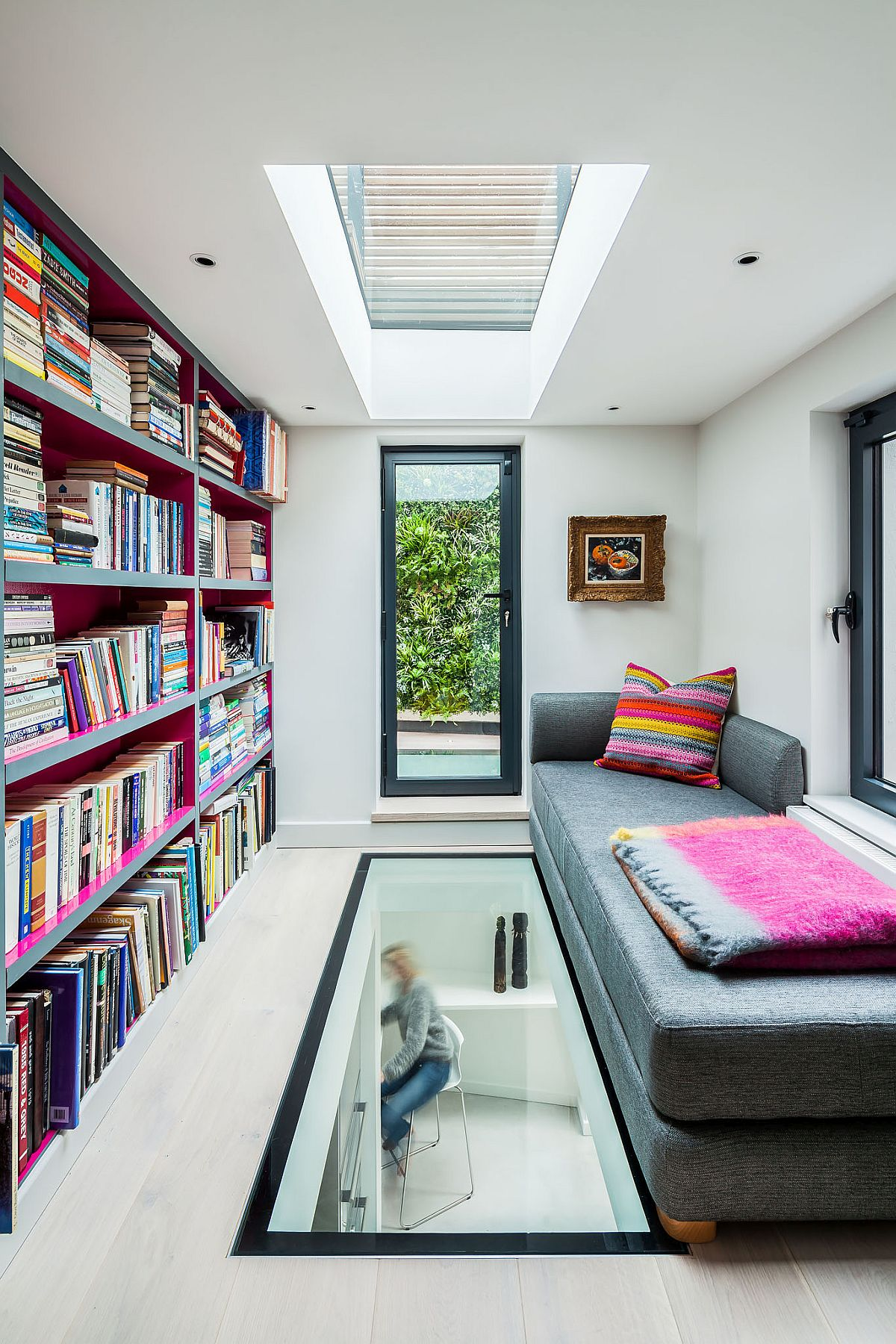 Glazed Rear Extension Breathes Life Into This British Home