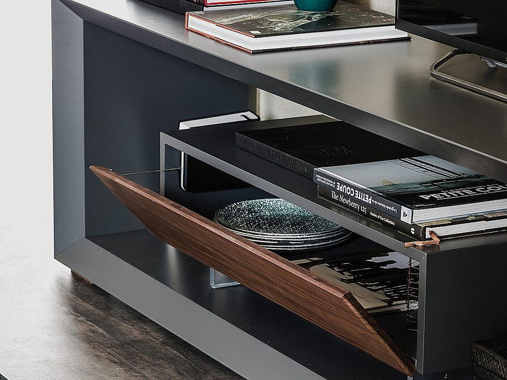 Gorgeous and space-savvy TV Unit from Cattelan Italia