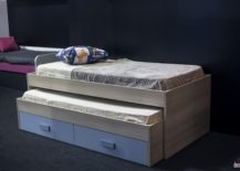 Kids-trundle-bed-with-storage-in-elegant-blue-and-wood-217x155