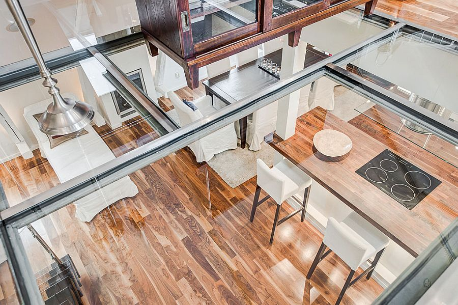 Simply Breathtaking Glass Floor Ideas For The Polished Modern Home