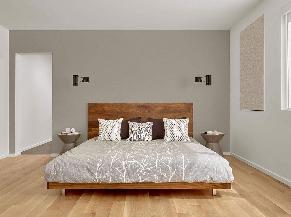 Minimal-bed-frame-in-wood-for-the-bedroom-in-gray