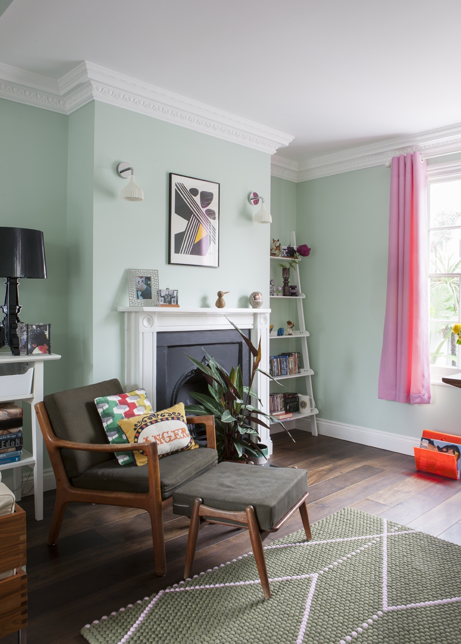Living Room Design Green: Fresh And Pastel: Style Your Living Room In Mint Hues