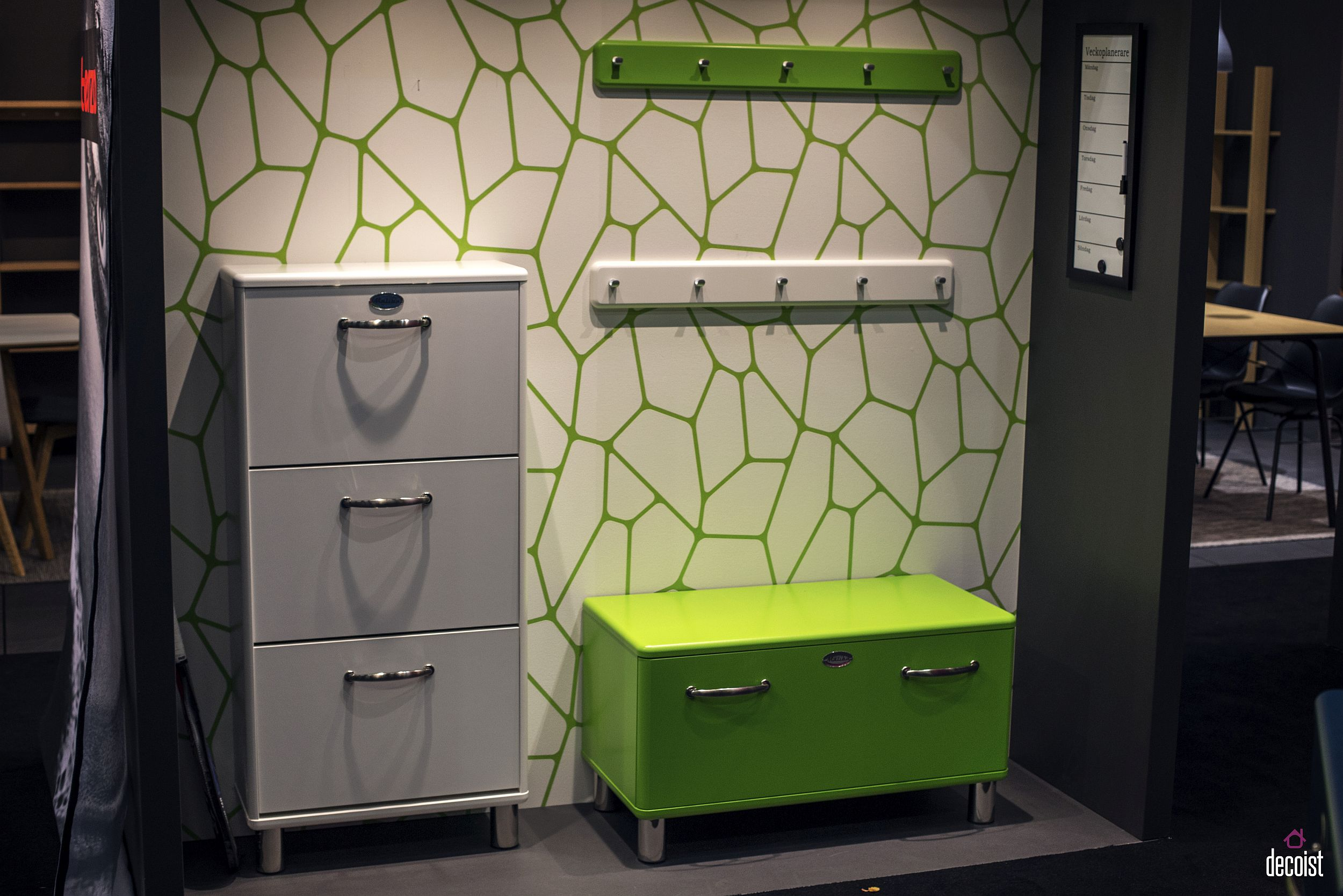 Modular units allow you to find bespoke solutions for the kids' room