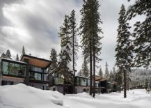Mountainside Stellar Residences and Townhomes in Truckee 217x155 Eco Friendly Mountainside Homes Reimagine the Classic Ski Chalet