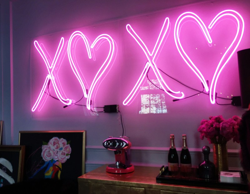 Purposed Little Corners With Neon Signs