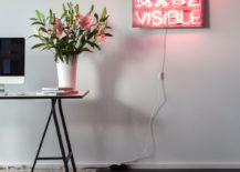 Seek The Inspiration In The Neon Lights Below And Let The Ideas Illuminate Your Mind Daring Home Decor