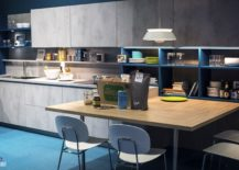 Open kitchen shelving gives you &le storage space even while turning it into a chic and elegant display without trying too hard. & Practical and Trendy: 40 Open Shelving Ideas for the Modern Kitchen