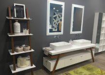 Organized-bathroom-idea-with-beautifully-lit-mirror-frames-217x155