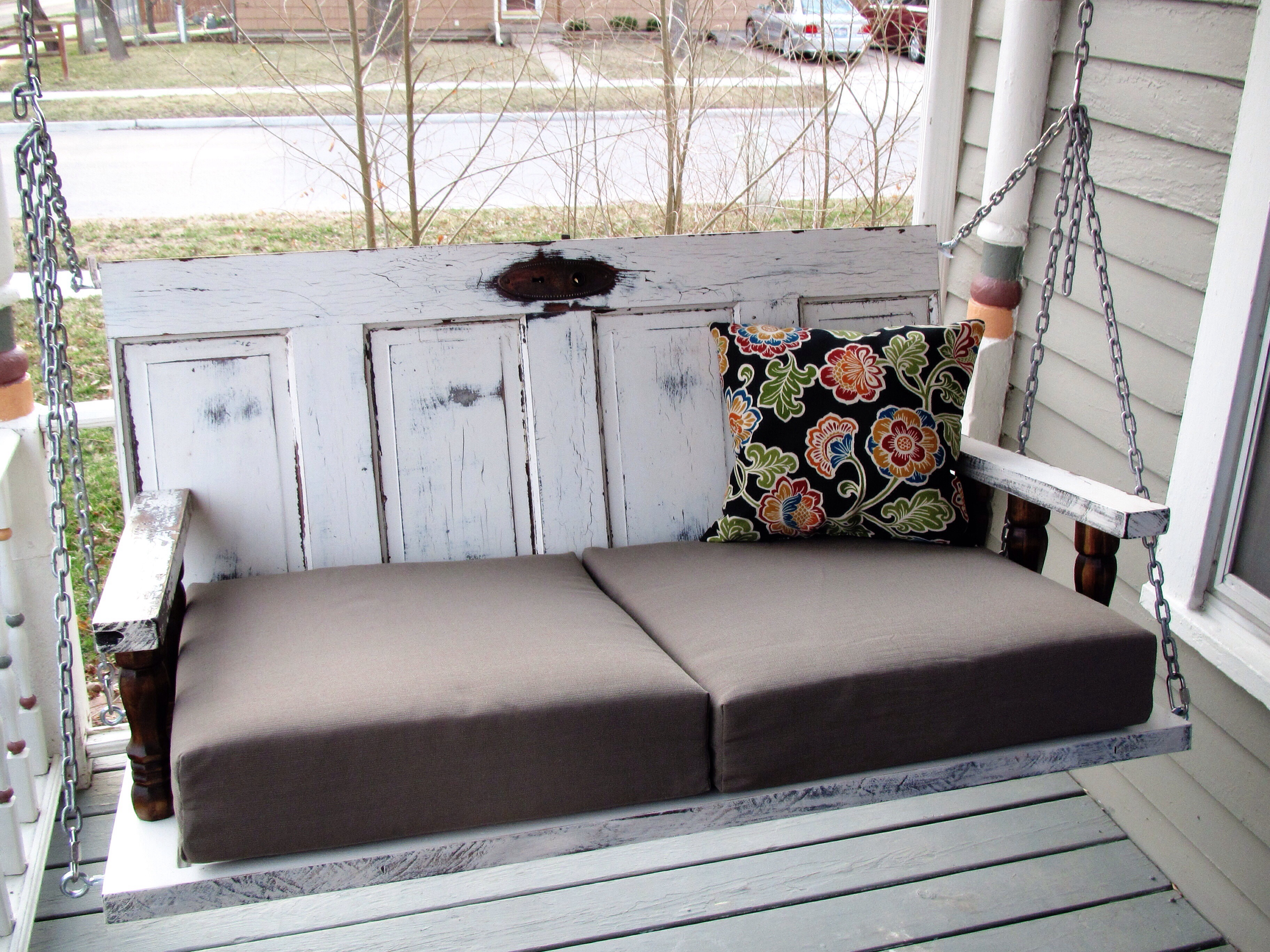 How To Build A Porch Swing Getting Ready For Summer Enliven Your Porch With Comfy Swings