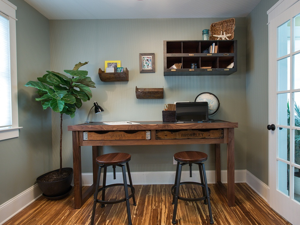 diy home office furniture. rustic home office furniture cozy workspaces offices with a touch diy