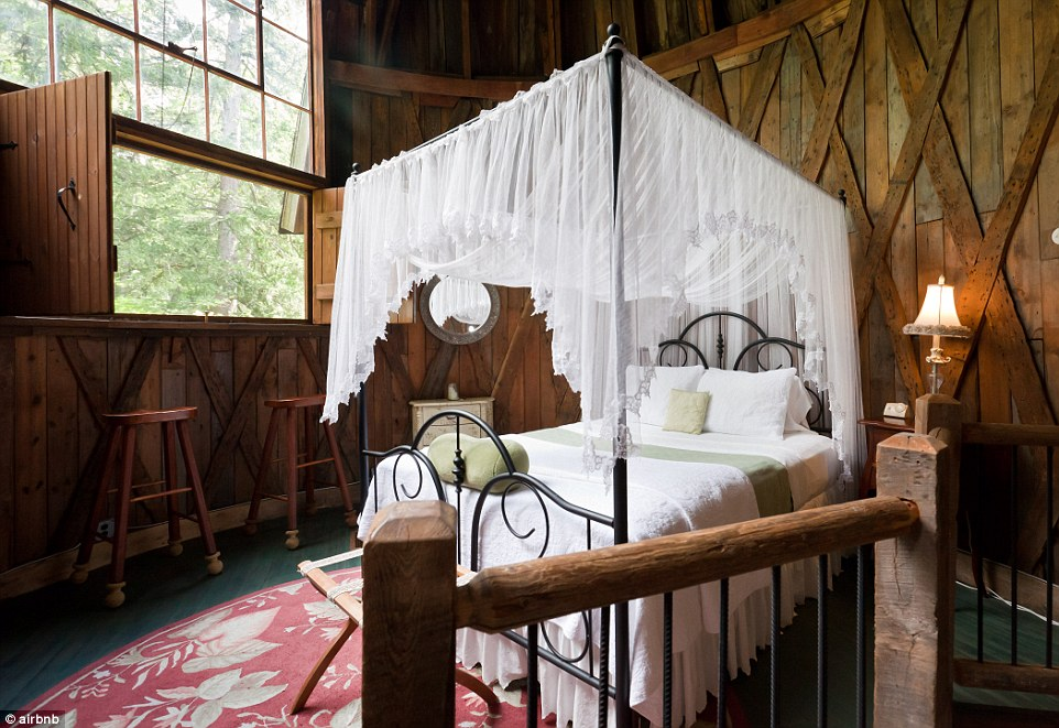 Romantic Four Poster Beds bohemian bedroom inspiration: four poster beds with boho chic vibes
