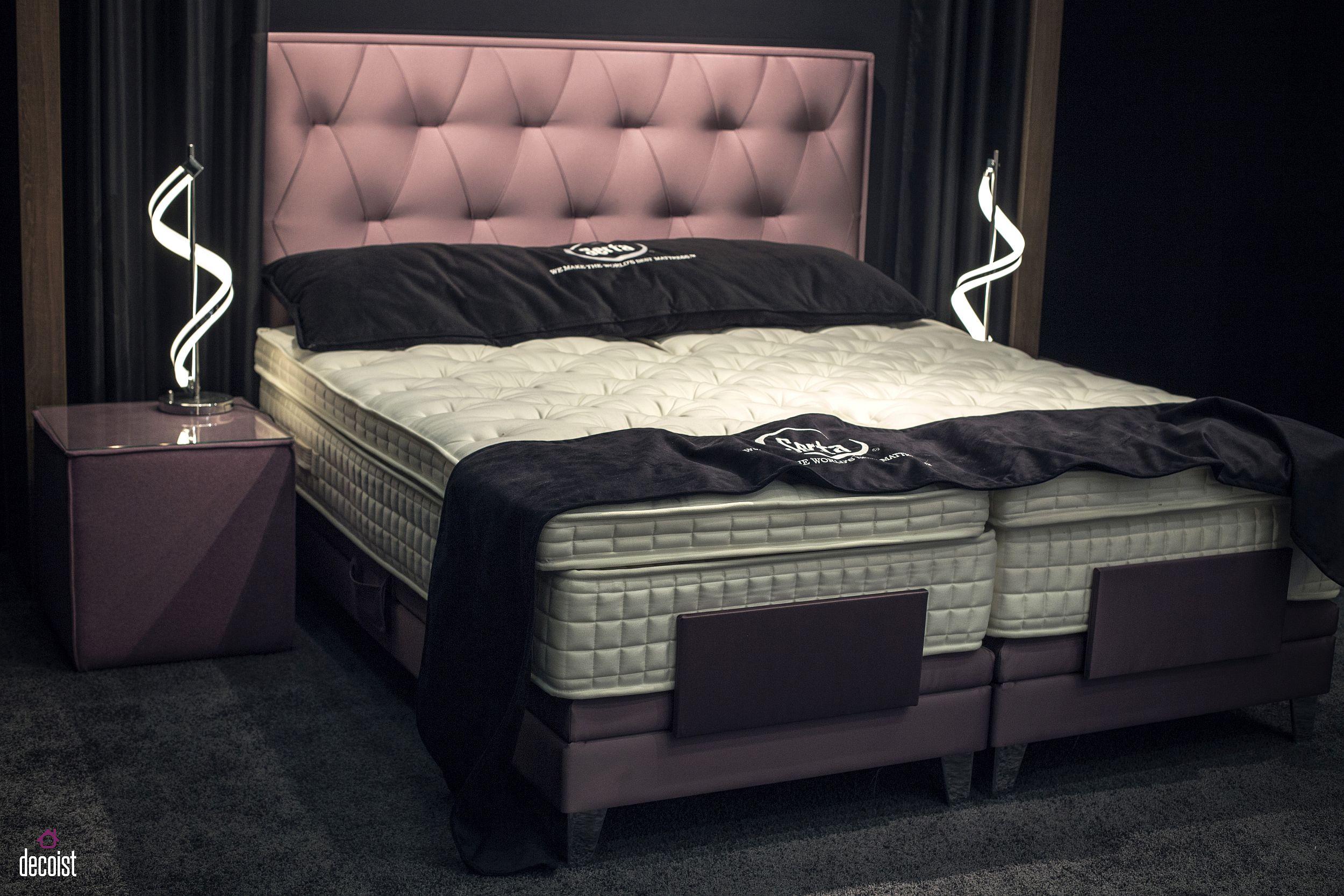Purple-tufted-headboard-brings-an-air-of-luxury-to-the-bedroom