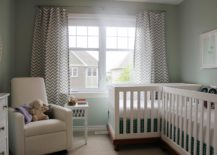 Small-and-cozy-mint-colored-nursery-217x155