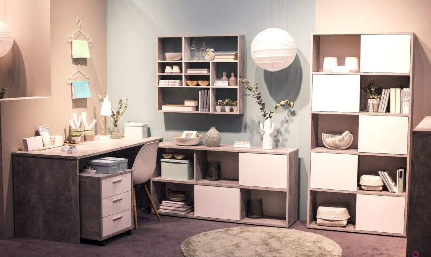 Getting it Right: Finding Home Office Shelving that Works for You