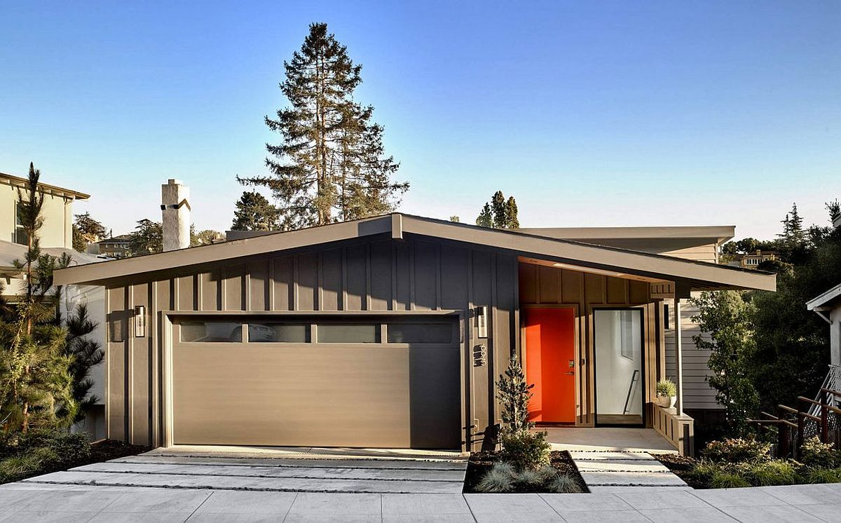Street-facade-of-Oakland-Residence-by-Knock-Architecture-and-Design