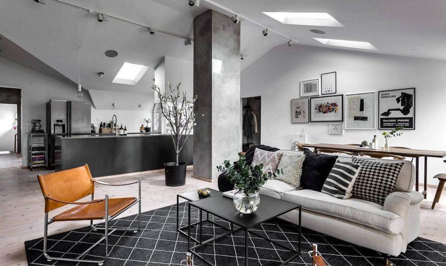 Small Apartment Design Living Room