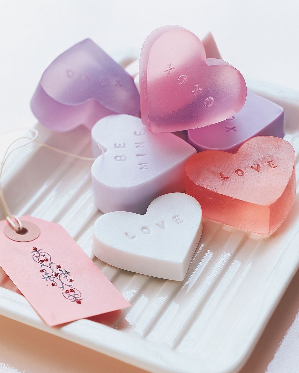 25 easy and fun diy valentine s day crafts for everyone for Soap craft for kids