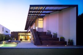 Built for the Socialite: Yin-Yang House Strikes the Perfect Spatial Balance!
