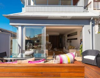 Single Level 60's Sydney Home Gets a Beachy Modern Upgrade