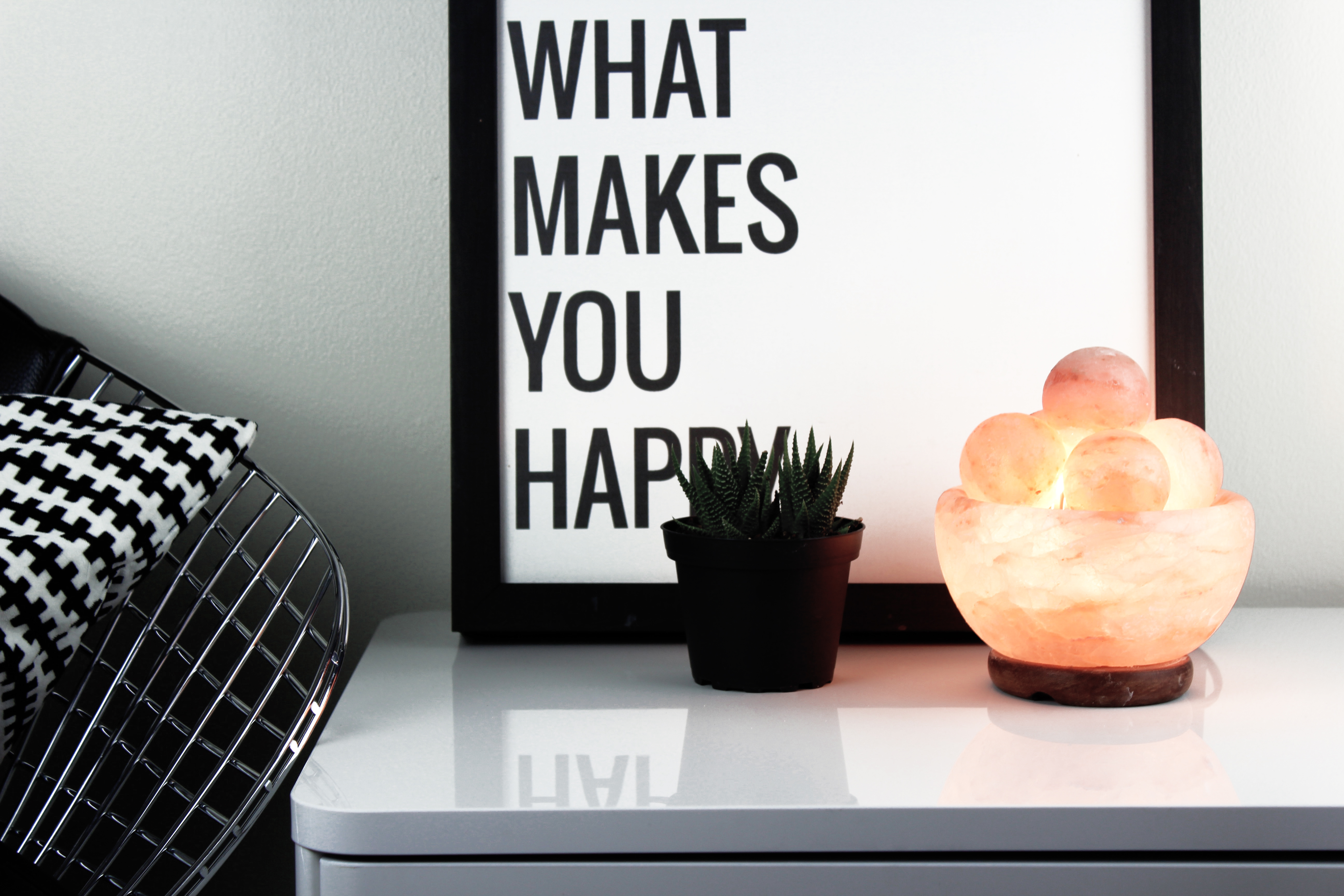 If Your Salt Lamp Can Be A Part Of This Message, Weu0027re All For It! When It  Holds A Unique Shape, It Is Instantly More ...