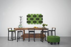 10 Designs Sporting Green Hues