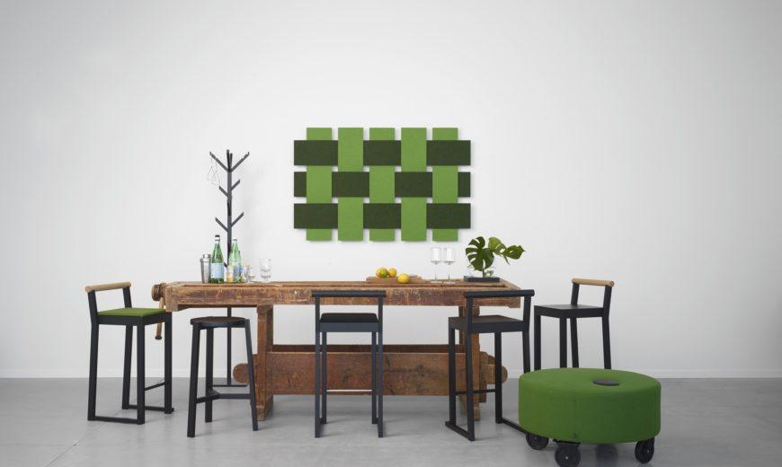 10 Designs Sporting Green Hues