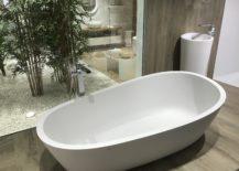Acrylic-stone-round-shaped-bath-tub-KRION-217x155