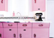All-pink-kitchen-with-checkerboard-floors-217x155