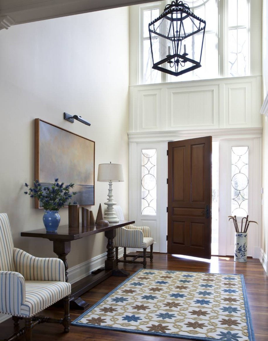 Foyer Minimalist Guide : Ditch the clutter minimalist entryways