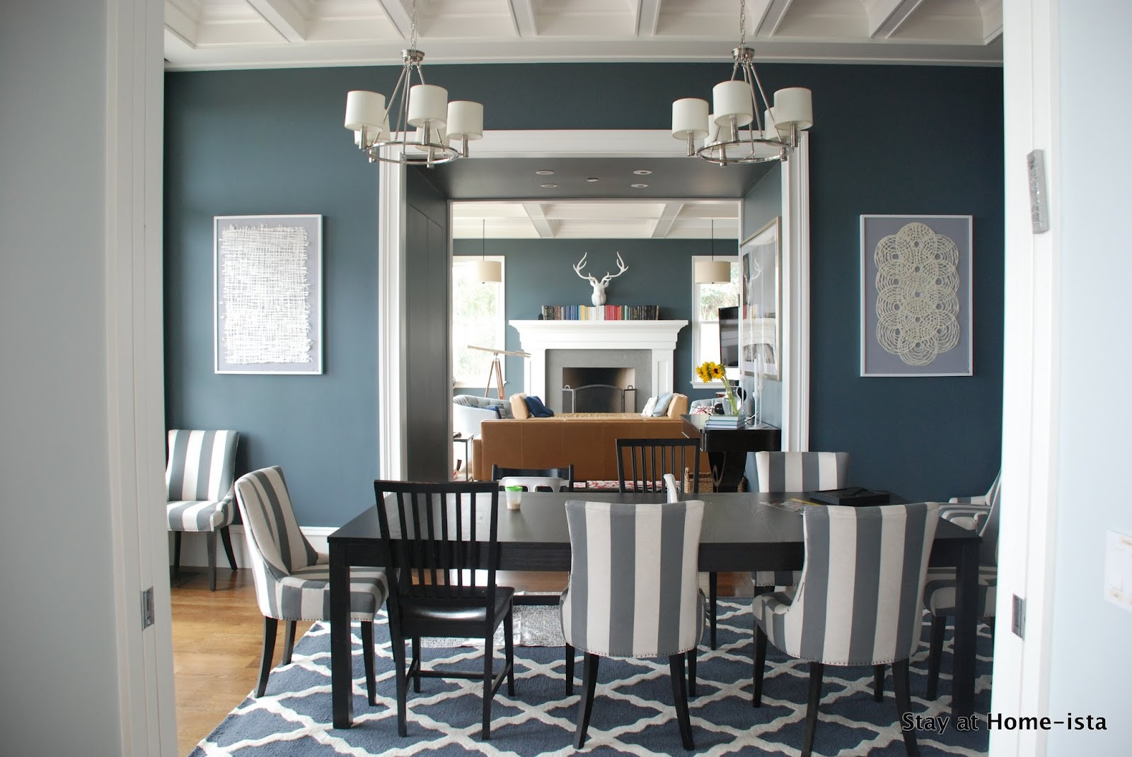 Dining Room Carpet Ideas Design 30 Rugs That Showcase Their Power Under The Dining Table