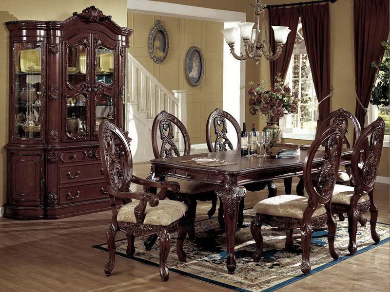 Get Inspired For Elegant Dining Room Furniture Sets Pictures Decor And Ideas