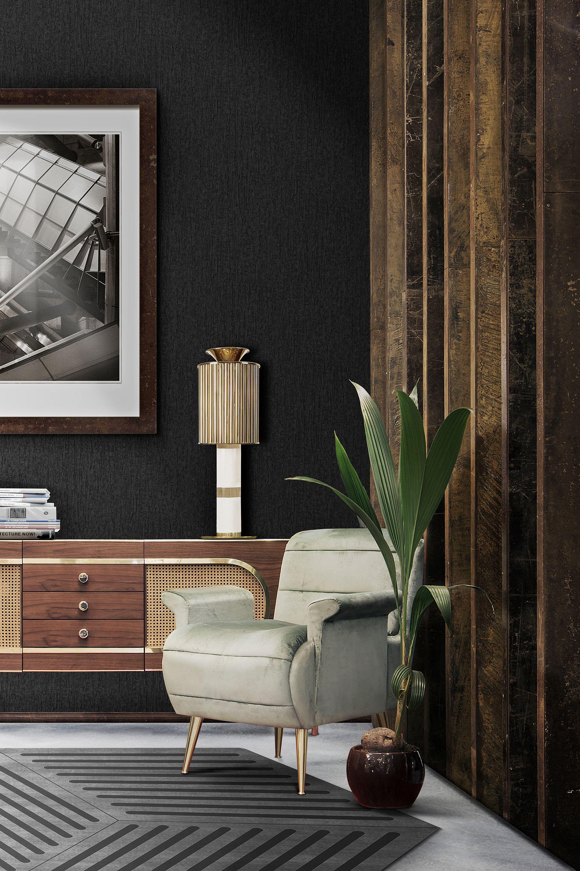 Bardot armchair in neutral hues