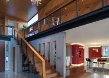 Cascading-chandelier-illuminates-the-stairway-at-Casa-Chamisero-217x155