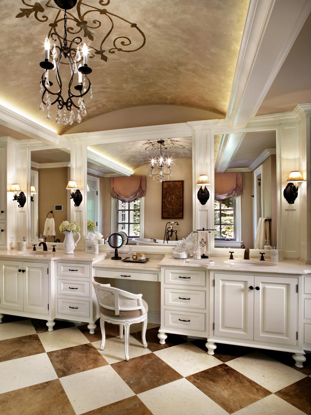 Charming-and-ravishing-checkered-floors