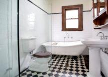 Checkerboard-floors-with-farmhouse-decor--217x155
