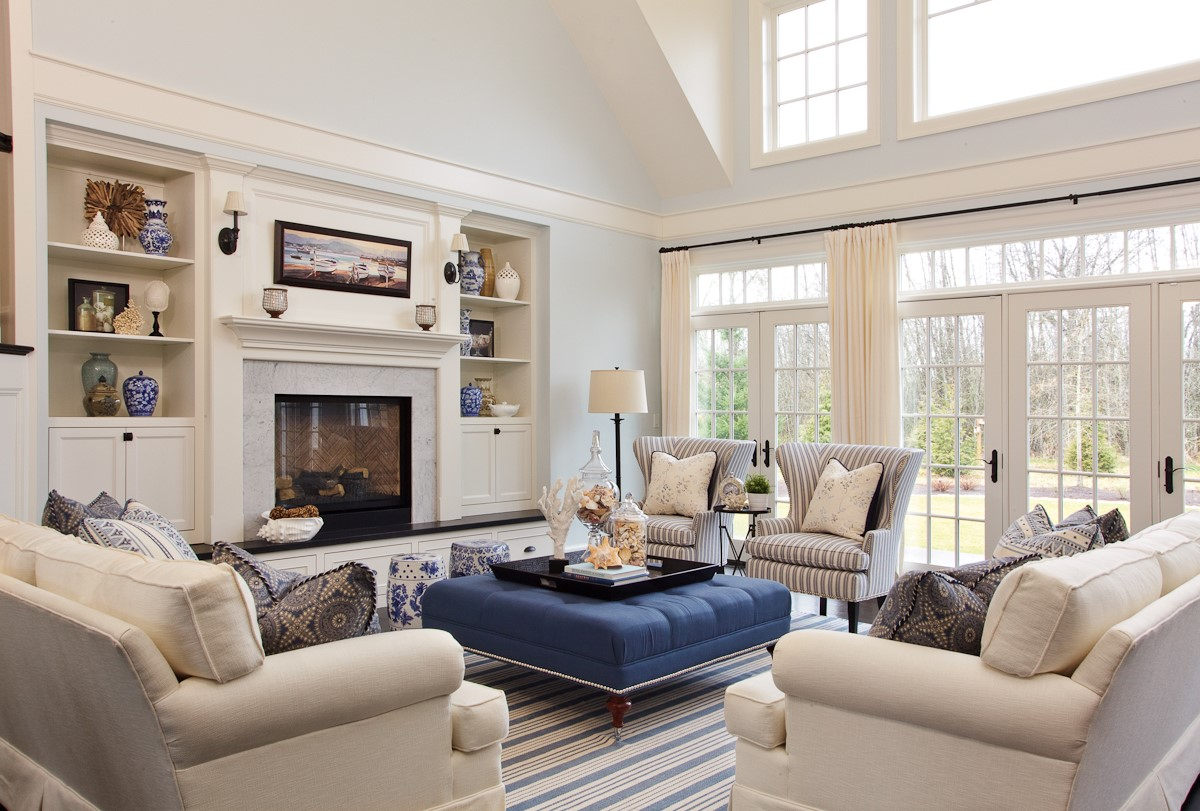 Coastal living room - View In Gallery