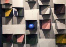 Colorful-and-geometric-floating-shelves-idea-217x155