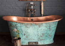 If You Are Dreaming Of Soaking In A Vintage Bathtub That Takes You Into  Another Era, Copper Bathtubs Are The Perfect Thing For You!