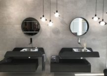 Dark-bathroom-furniture-with-modrn-lines-GamaDecor-217x155