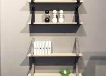 Dashing-shelves-provide-the-aesthetics-of-a-ladder-shelf-217x155