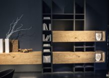 Delightful-blend-of-closed-wooden-cabinets-and-open-shelves-for-the-living-room-217x155