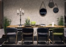 Dining-room-with-wooden-dining-table-fabulous-mirrors-and-a-dashing-backdrop-217x155