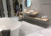 Elegant-bathroom-decor-with-large-floor-tiles-by-Porcelanosa-217x155