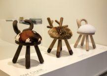 Elements Optimal Cow Bambi Sheep chairs 217x155 12 Winning Wood Designs