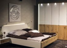 Floating-box-style-nightstands-are-easy-to-use-in-the-small-bedroom-217x155