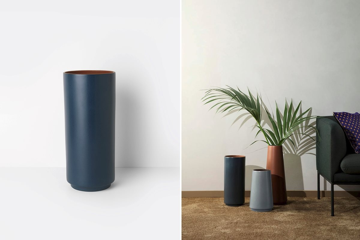 Floor vases from ferm LIVING