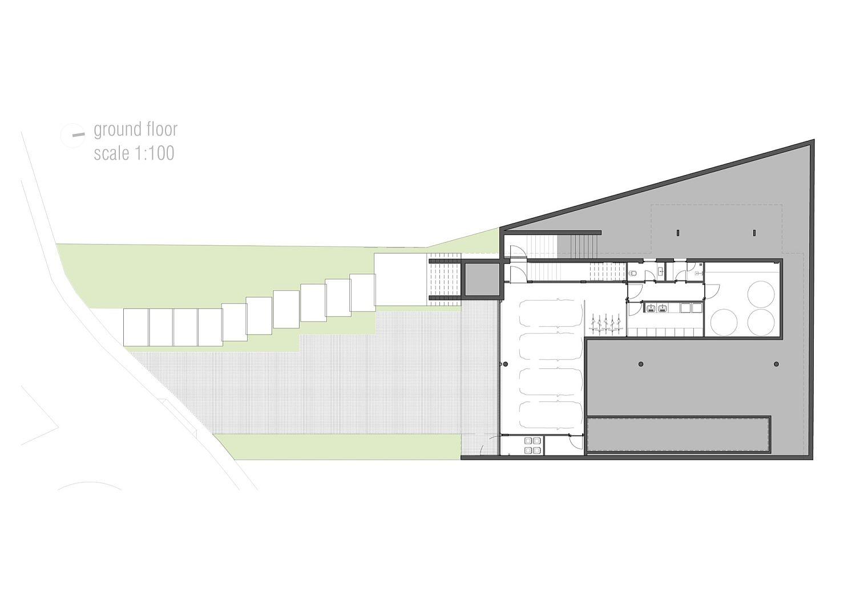 Garage-level-floor-plan-of-Bravos-House