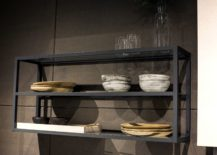 Glass-and-metal-floating-shelf-unit-217x155